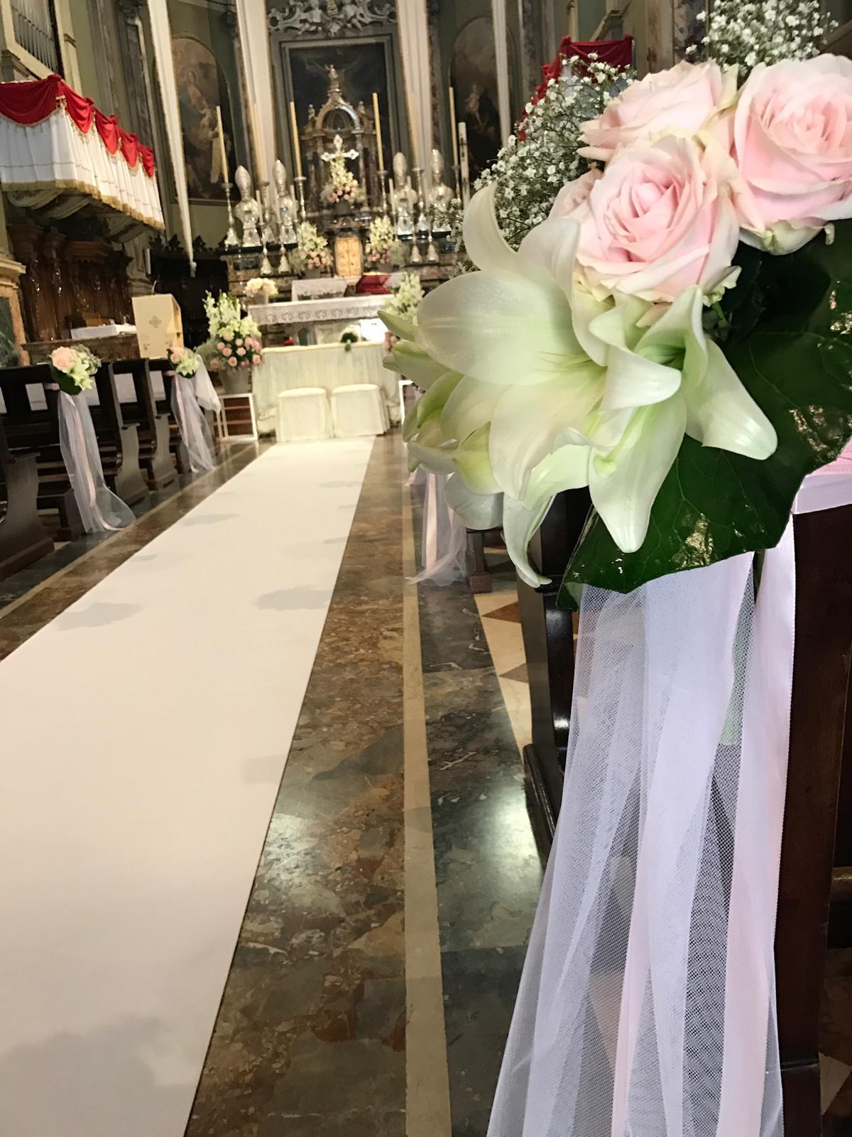 allestimenti fiori per matrimoni e cerimonie