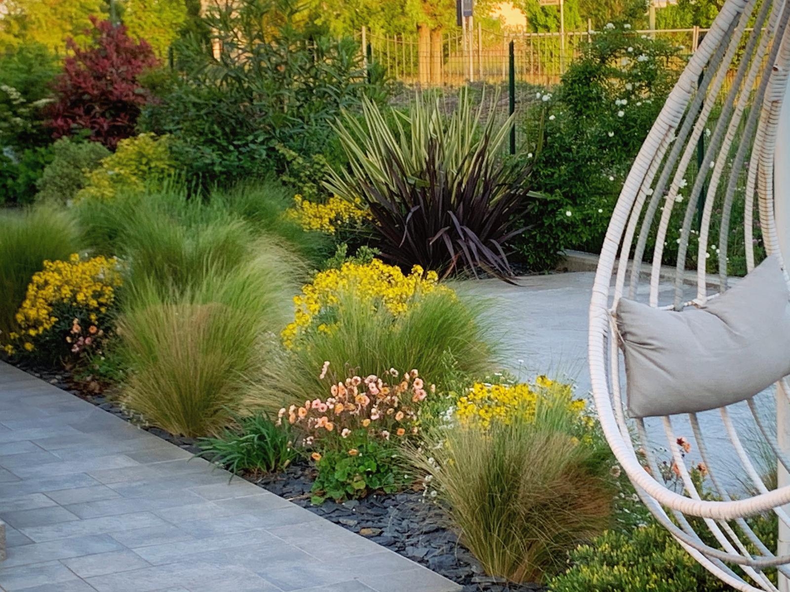 creazione giardini privati vivaio campana