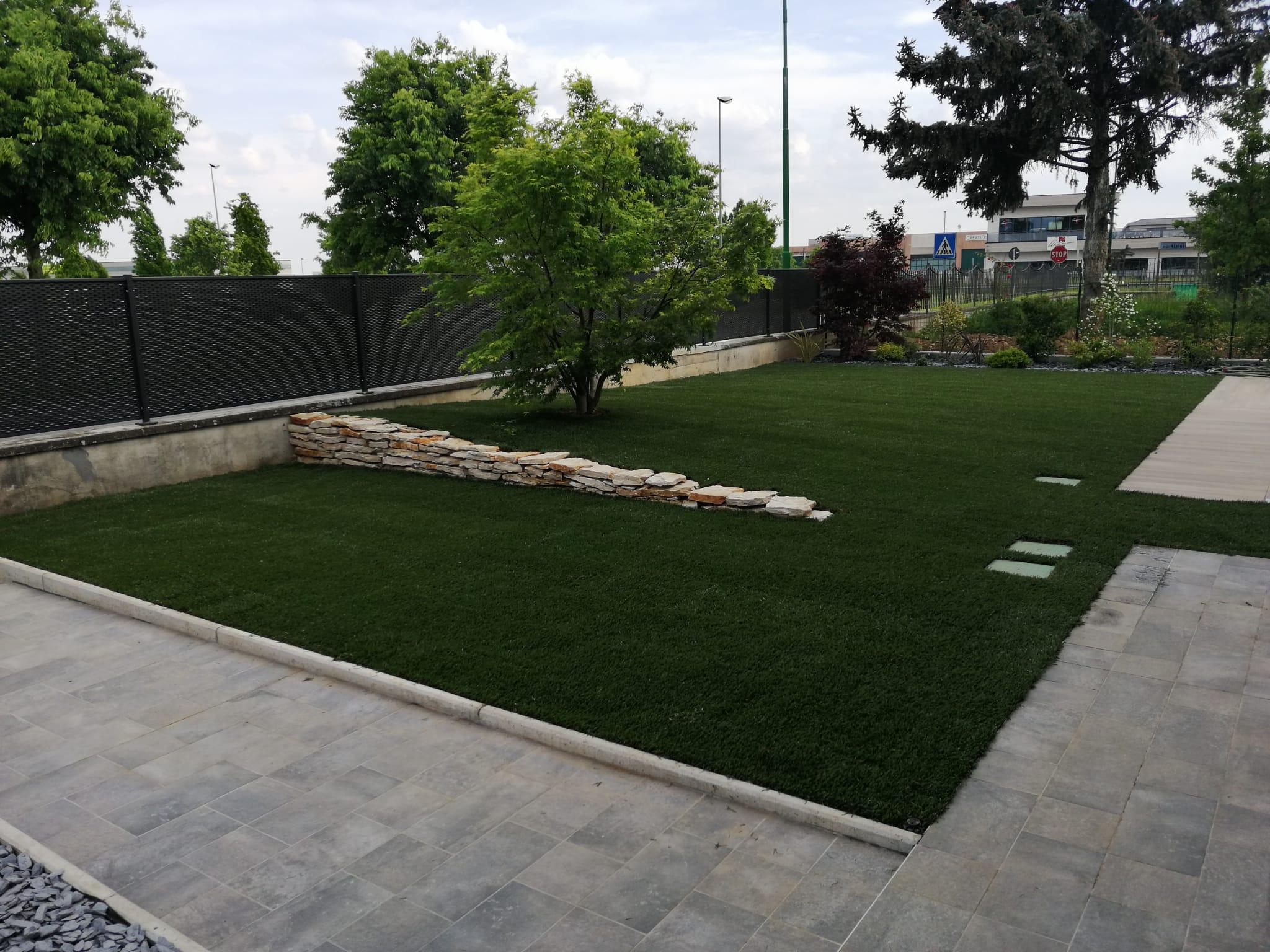 progettazione giardino ghisalba